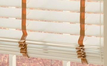 Horizontal Fabric Blinds