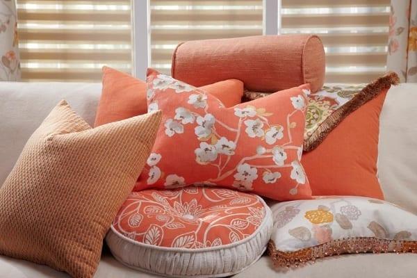 pillows bedding laguna beach
