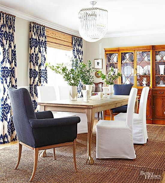 Curtains For Dining Room Windows: Trending Window Treatments For 2015