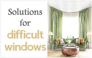 Solutions for Difficult Windows