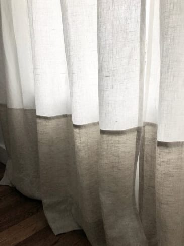 linen drapes shades blinds shadey ladies laguna beach