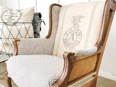 upholstered side chair laguna beach shadey ladies